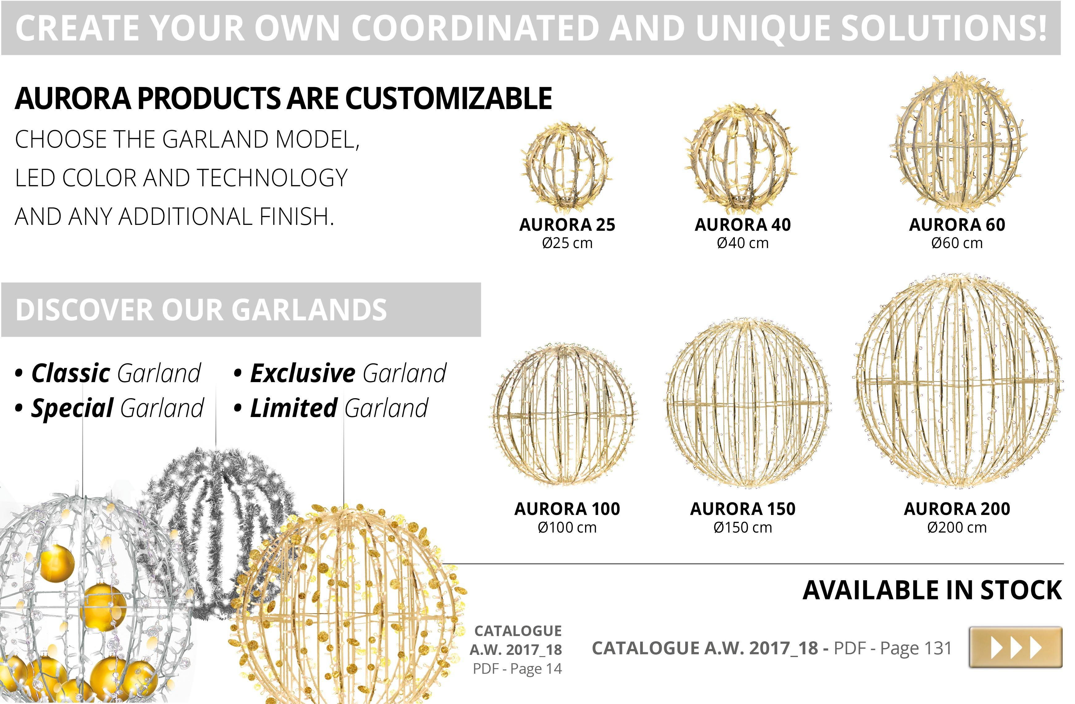 gamma prodotti aurora