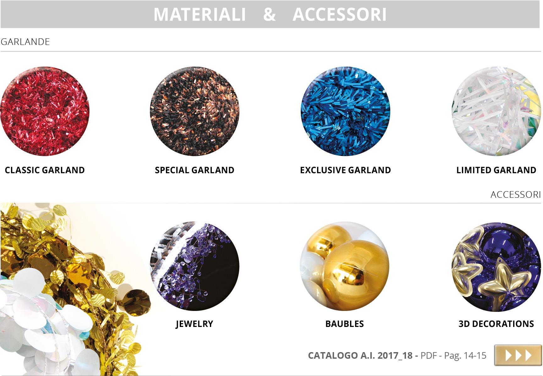 accessori e materiali idolight