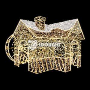 Santa House 500