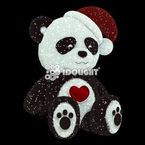 Christmas Panda 300